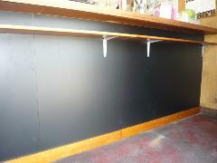 堺市 西区 焼肉屋『おさむちゃん』内装大工工事