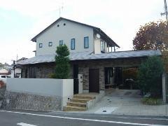 河内長野市 T様邸 屋根・外壁ガイナ塗装工事施工例