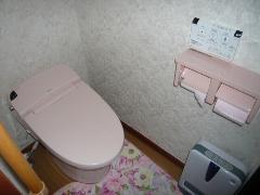 富田林市 梅の里 Y様邸 トイレリフォーム施工例