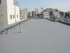 神奈川県横浜市 ビルの屋上防水工事