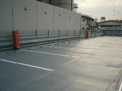 東京都大田区 駐車場防水工事