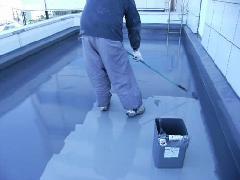 東京都調布市 ビルの屋上防水工事