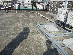 品川区屋上ウレタン塗膜防水