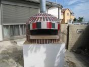 ピザ窯 [Tricolore]