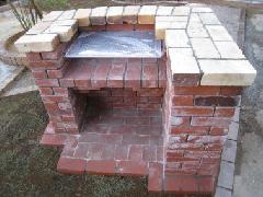 バーベキュー炉