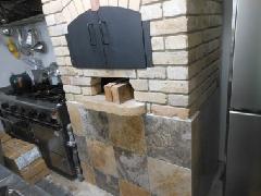 炭窯 「la sabbia」
