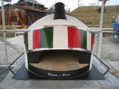 ナポリ式本格石窯 「KAMA-KURA」