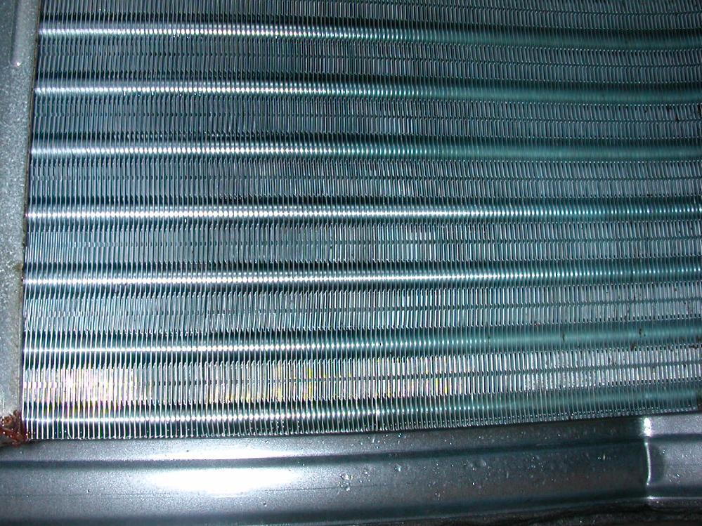 天井埋め込み型エアコン洗浄後の写真
