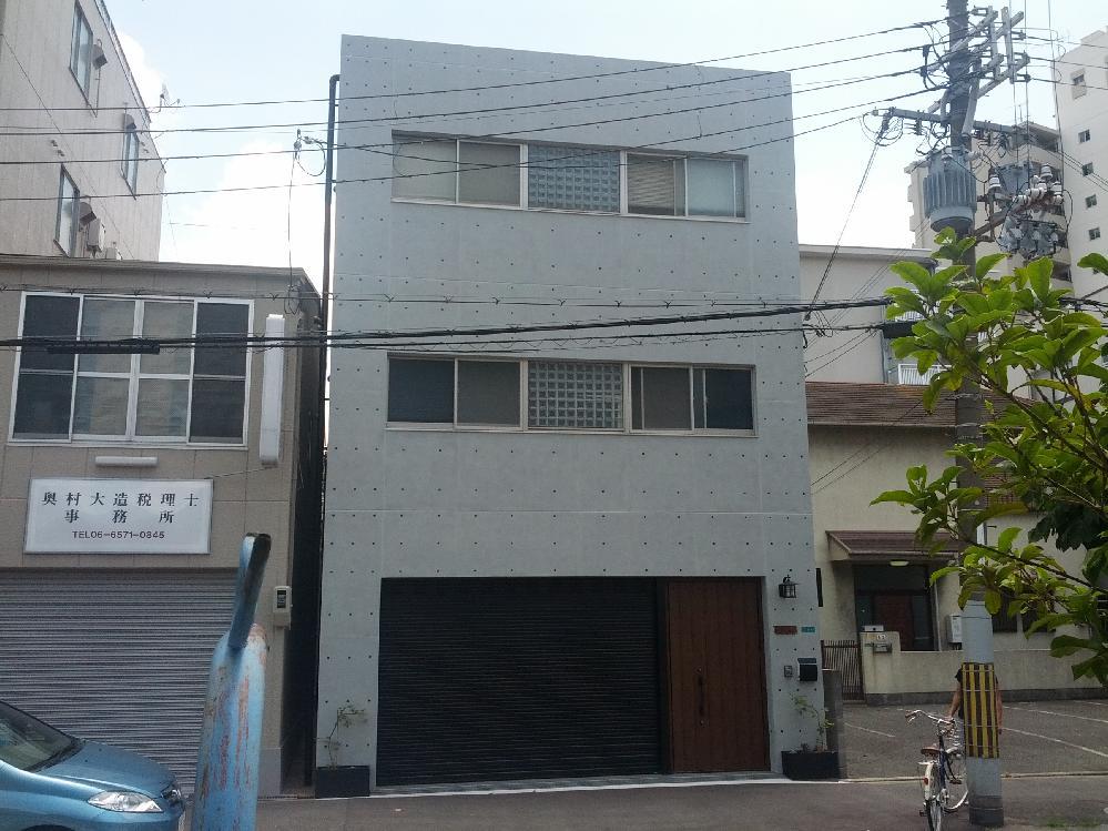 コンクリート補修塗装 大阪市港区