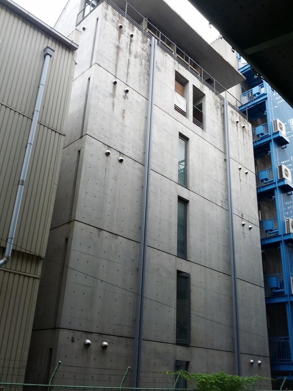 安藤忠雄氏設計アランジアロンゾビル様改修工事 施工前