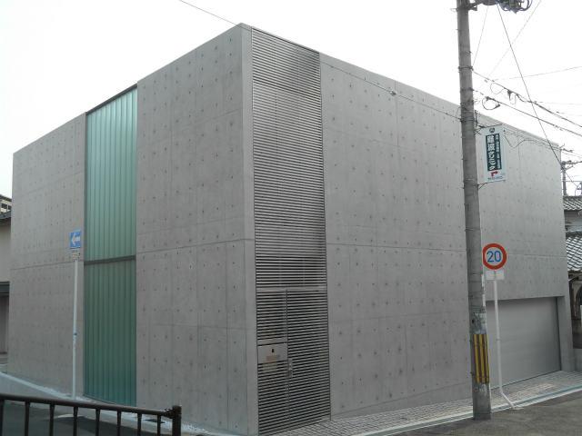 GPF塗装工事(新築)