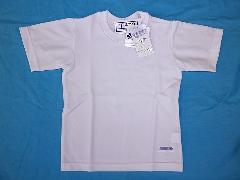 防泥体操服 半袖丸首Tシャツ 120cm130cm