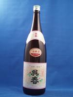 呉春 清酒 1800ml