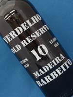 マディラ ヴェルデーリョ 10年 ヴィニョス・バーベイド