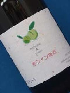 カタシモ 赤ワイン梅酒 720ml