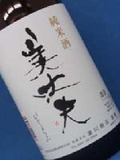 美丈夫 純米酒 1800ml