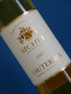 シシェル ソーテルヌ 2007