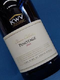 KWV ピノタージュ 2014