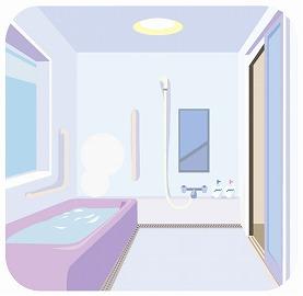 お風呂クリーニング