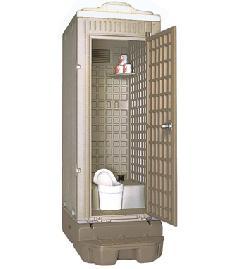 レンタル用トイレ 簡易水洗式