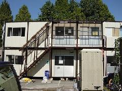 ユニットハウス 連棟型