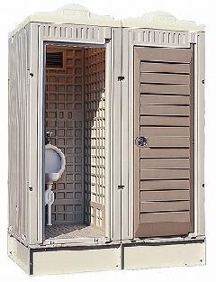 レンタル用トイレ 水洗式 セット