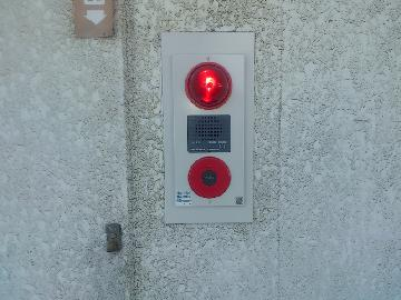 非常警報設備の交換