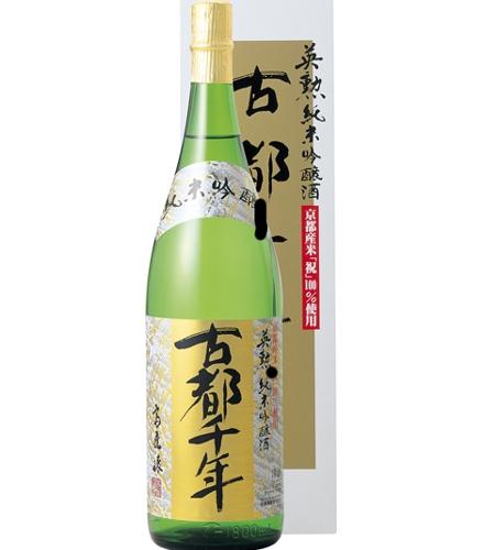 英勲 古都千年 純米吟醸酒 1800ml