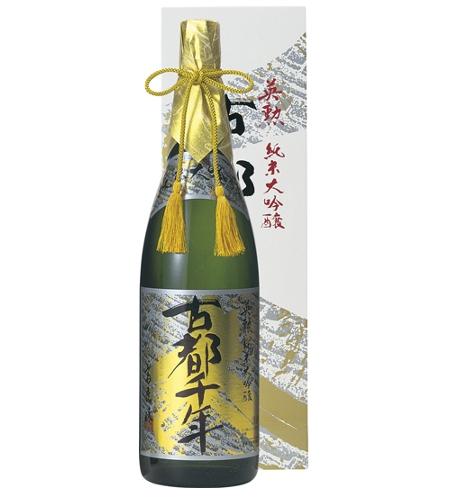 英勲 古都千年 純米大吟醸酒 1800ml
