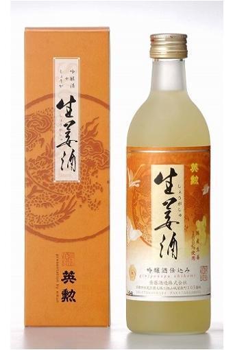 英勲 生姜酒 500ml