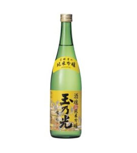 玉の光 純米吟醸 酒魂 720ml