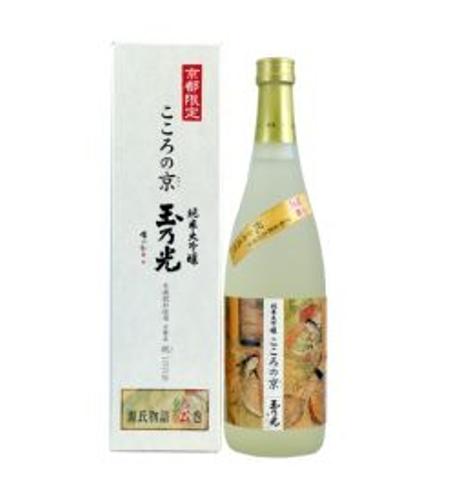 玉の光 純米大吟醸 こころの京 720ml