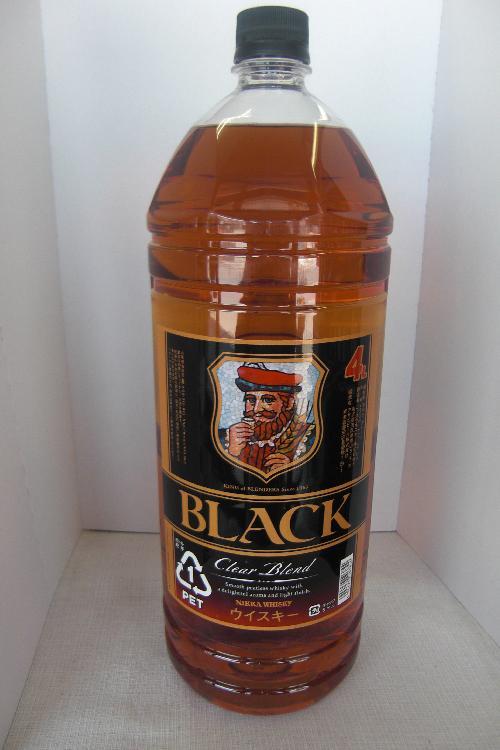 ブラックニッカ クリアブレンド 4L