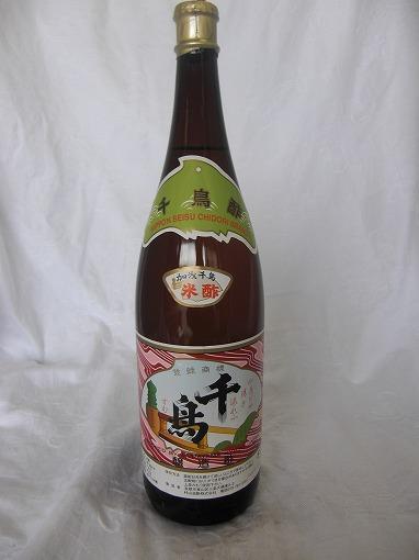 千鳥酢 米酢 1.8L
