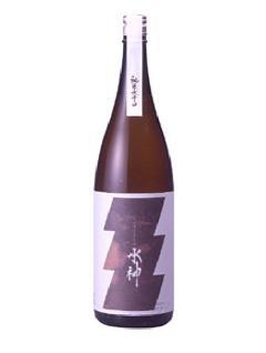 あさ開 水神 純米酒 1.8L