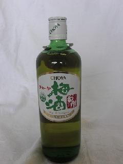 チョーヤ 紀州梅酒スタンダード720ml