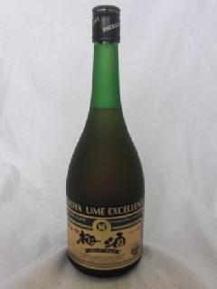 チョーヤ 梅酒エクセレント750ml