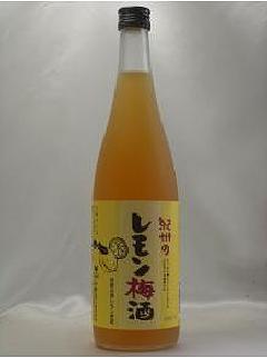 中野BC レモン梅酒 1800ml