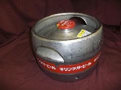 キリン ラガービール生樽 7L
