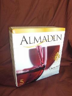 アルマデン 赤 5L