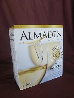 アルマデン 白 5L