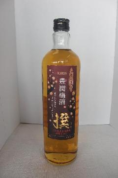 キリン 豊潤梅酒 撰 720ml