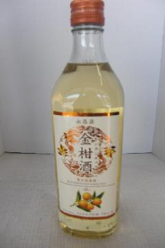 永昌源  金柑酒 500ml