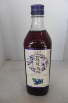 永昌源  藍苺酒 500ml
