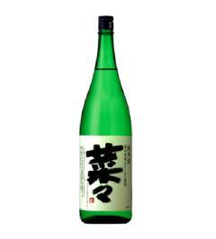 純米酒 菜々 1.8L
