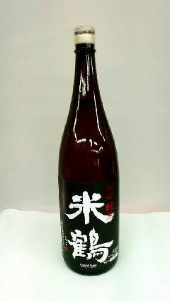 米鶴超辛純米 1.8L