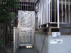 千葉県船橋市 マンション 侵入防止工事