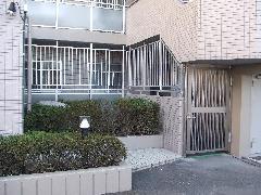 東京都 西東京市 アルミ侵入防止工事