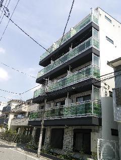 千住緑町デザインマンション