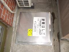 東京都ビル 避難器具施工